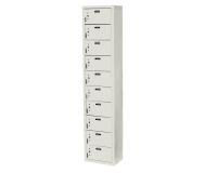 10 Compartment Tablet Lockers