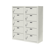 5 Compartment Tablet Lockers