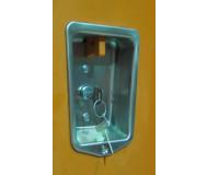 Built in Key Operated Locker Locks