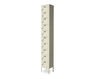 10 Compartment Cell Phone Lockers Unit