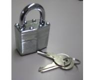 Keyed Padlocks for Lockers